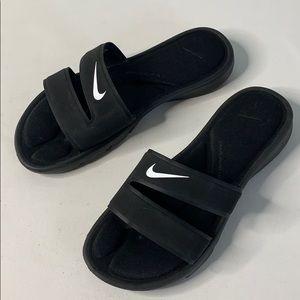 Nike Comfort Footbed Black Sandals